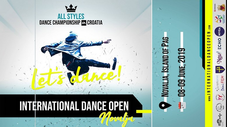 International Dance Open Novalja 2019